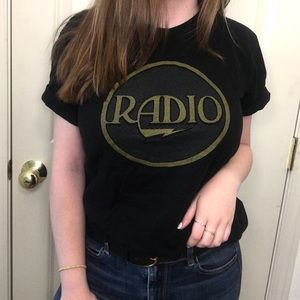 "American Apparel ""Radio"" T-Shirt"